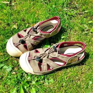 KEEN Vulcanized Sandals Sz 8 Women